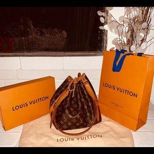 Louis Vuitton Petit Noe
